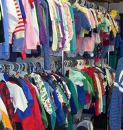Dėvėti drabužiai - taupiems žmonėms